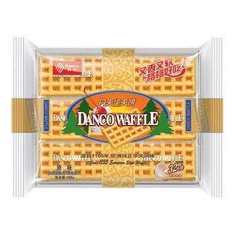 丹夫 华夫饼 原味 168g
