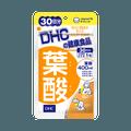 DHC 蝶翠诗||叶酸片||30日量 150mg×30粒
