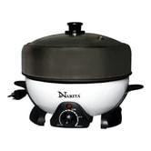 美国NARITA 火锅烤肉多功能料理锅 2L NEC-202B (1年制造商保修)