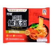 BAIJIA Sichuan Broad Noodle Tomato&Sour Flavor 120g