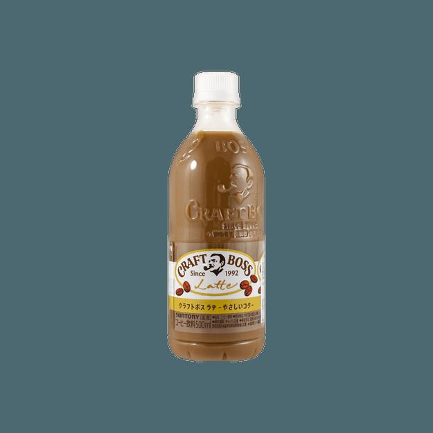 商品详情 - 日本SUNTORY Craft Boss咖啡 精选巴西豆 季节限定烘焙款 479g - image  0