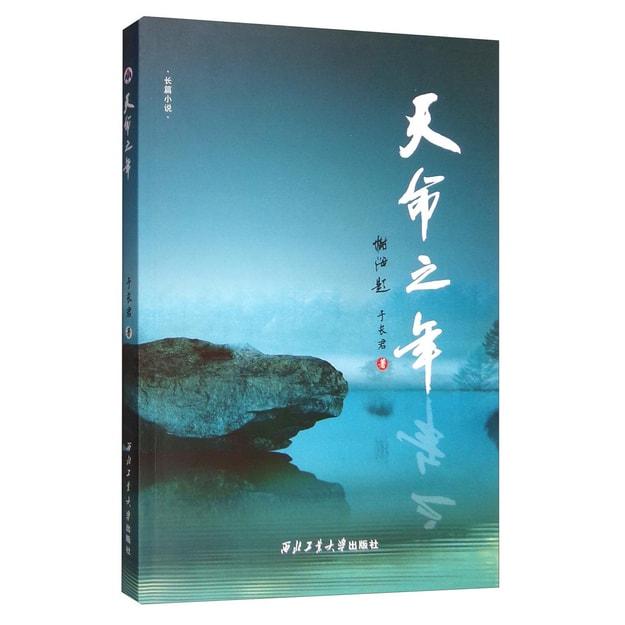 商品详情 - 长篇小说:天命之年 - image  0