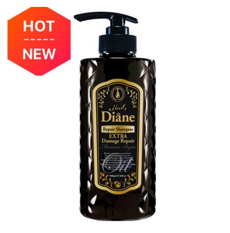 MOIST DIANE Oil Shampoo Extra Damage Repair 500ml