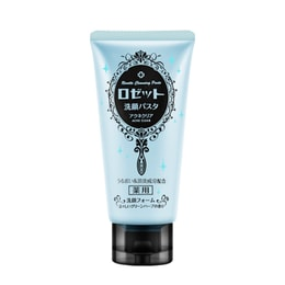 ROSETTE Cleansing Paste Acne Clear 120g