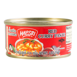 MAESRI Red Curry Paste 114g