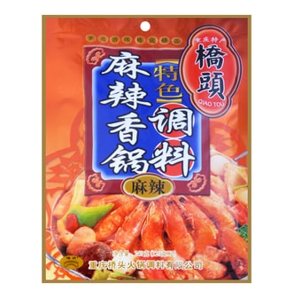 QIAOTOU Spicy Hotpot Seasoning 240g
