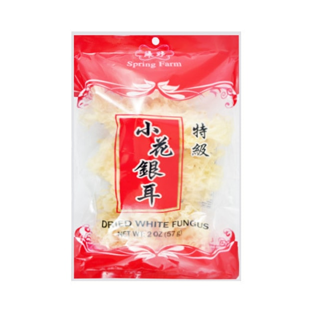 Product Detail - SPRING FARM Dried White Fungus 57g - image 0