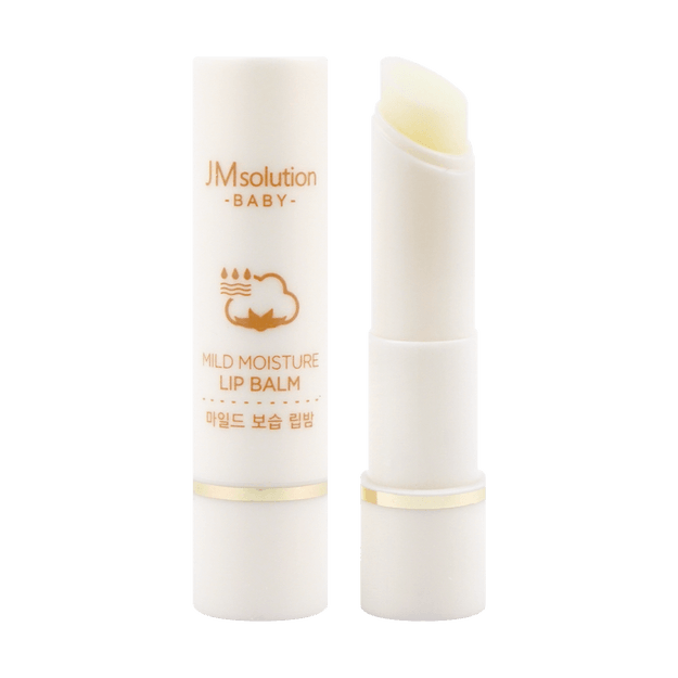 Product Detail - JM SOLUTION BABY Mild Moisture Lip Balm 1pc - image 0