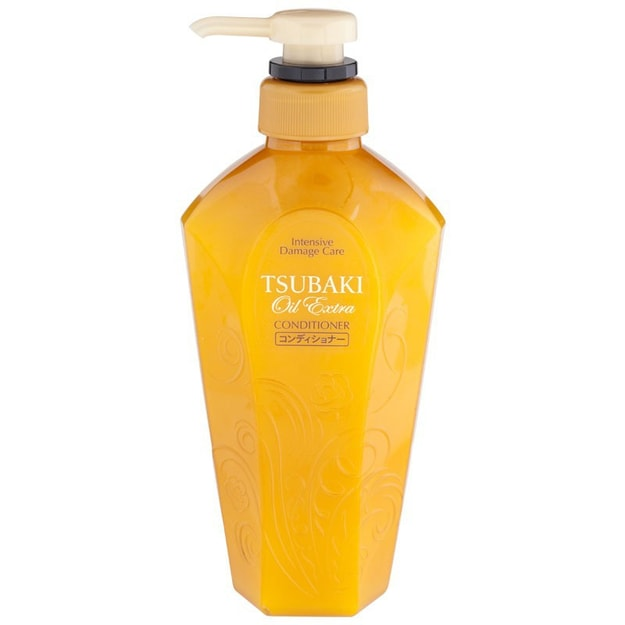 Product Detail - SHISEIDO TSUBAKI Oil Extra Intensive Damage Care Conditioner 450ml - image 0