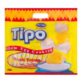 越南TIPO 白巧克力面包干 原味 300g 30包入