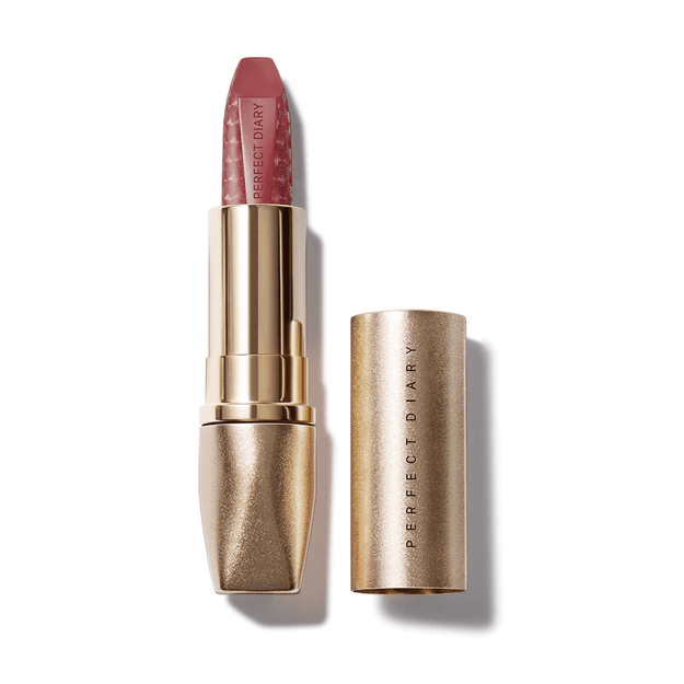Product Detail - PERFECT DIARY Star Shine Le Rouge Lipstick S05 Midnight Hunter - image 0