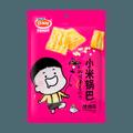 口水娃 零食大玩家 锅巴 烤肉味 86g