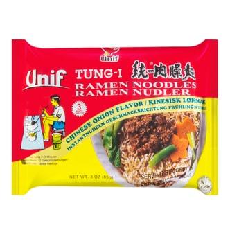 台湾统一 传统味道肉臊面 85g