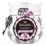 日本ST鸡仔牌 SHALDAN 车用梦幻香水果冻芳香剂 #甜蜜花香 90g