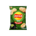 【大分量 齐欢享】乐事 薯片 清新芥香味 135g