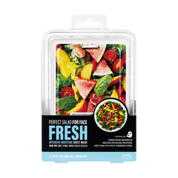 NATURE RECIPE LAB Perfect Salad For Face Fresh Intensive Moisture Mask 5 Sheets