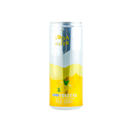 Sparkling Water Lemon Flavor 330ml