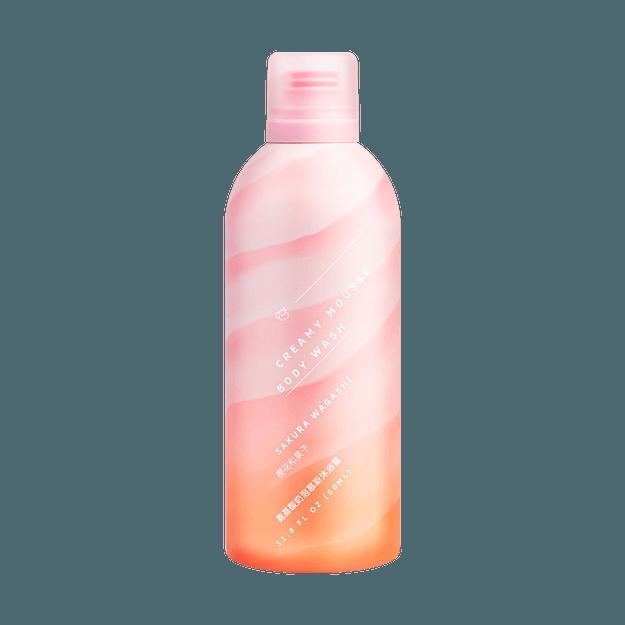 Product Detail - Amino Acid Body Soap 350ml Sakura&Fruits - image  0