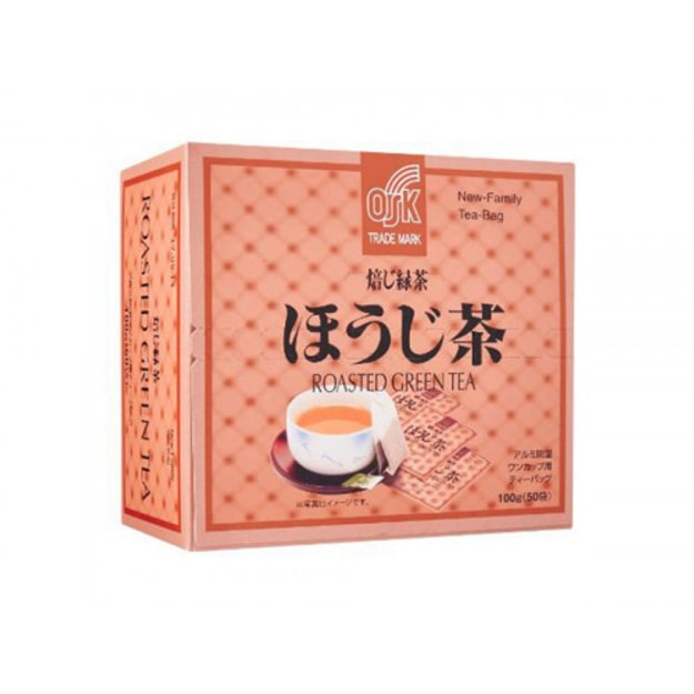 Product Detail - OSK Roasted Green Tea 2g x 50bags - image  0
