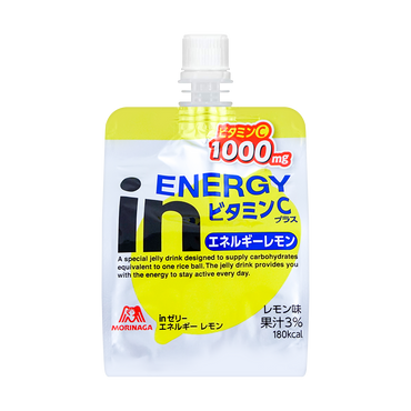 MORINAGA In Jelly Energy Vitamin C 180g