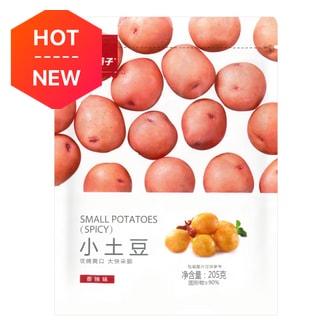 BESTORE Small Potato Spicy Flavor 205g