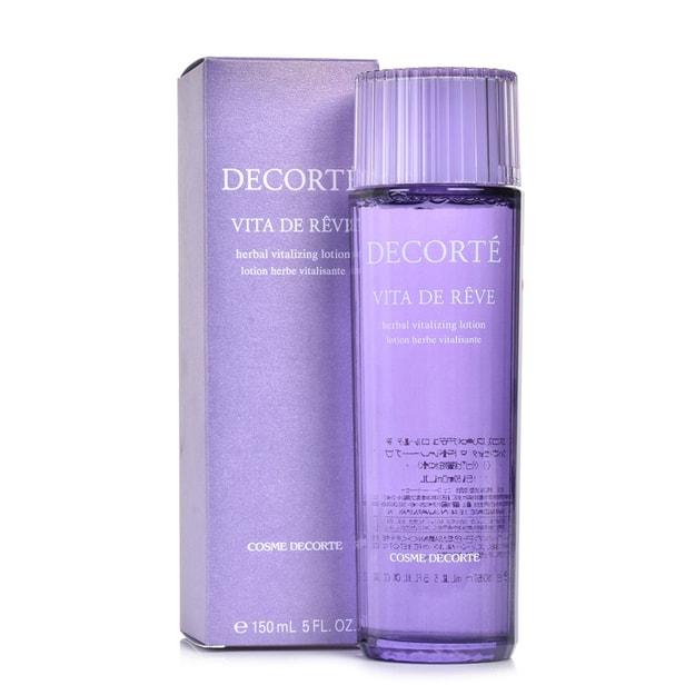 Product Detail - COSME DECORTE Vita De Reve Herbal Vitalizing Lotion 150ml - image 0