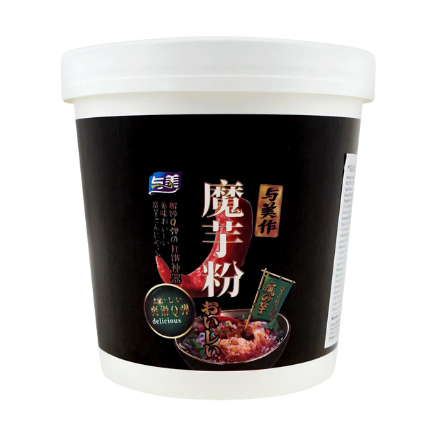 Product Detail - YUMEI Konjac Vermicelli Cup Pack Spicy Flavor 320g - image 0