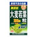 【日本直邮】日本山本汉方制药 大麦若叶青汁颗粒 瓶装280粒