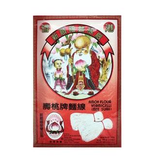 香港寿桃牌 传统工艺面线 盒装 300g