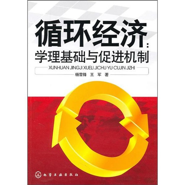 商品详情 - 循环经济:学理基础与促进机制 - image  0