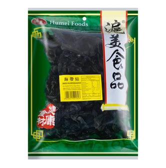HUMEI Dried Seaweed  Knot 55g