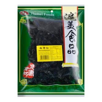 沪美 精选海带结 55g