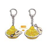 RUYI Fun Taiwan Movable Key Holder #MangoShavedIce