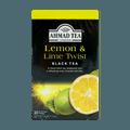 英国亚曼 柠檬酸橙红茶 20ct