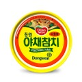 韩国DONGWON 东远 蔬菜金枪鱼 150g