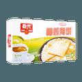 春光食品 椰香薄饼 芒果味 105g