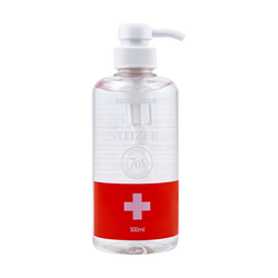 Healer Lab BIOMEDISUN HAND SANITIZER (70% Alcohol) 500ml