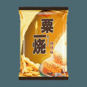 日本CALBEE卡乐比 粟一烧 烧烤味 80g