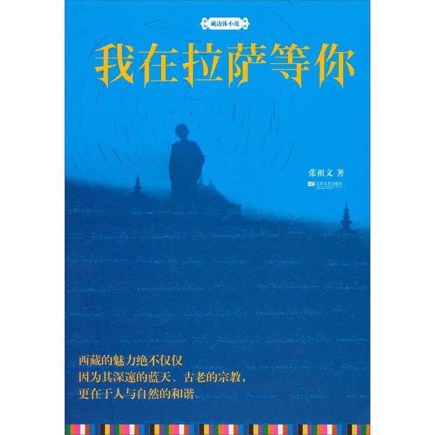商品详情 - 藏边体小说:我在拉萨等你 - image  0