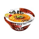 【日本直邮】日本日清食品 米其林一星拉面鸣龍担担面 碗面版 150g