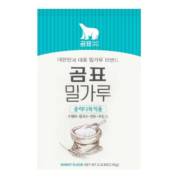Product Detail - GOMPYO Multi-Purpose Wheat Flour 2.5kg - image 0