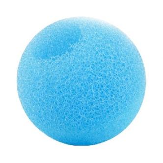 日本FANCL 蓝色双密度海绵起泡球 洁面粉专用