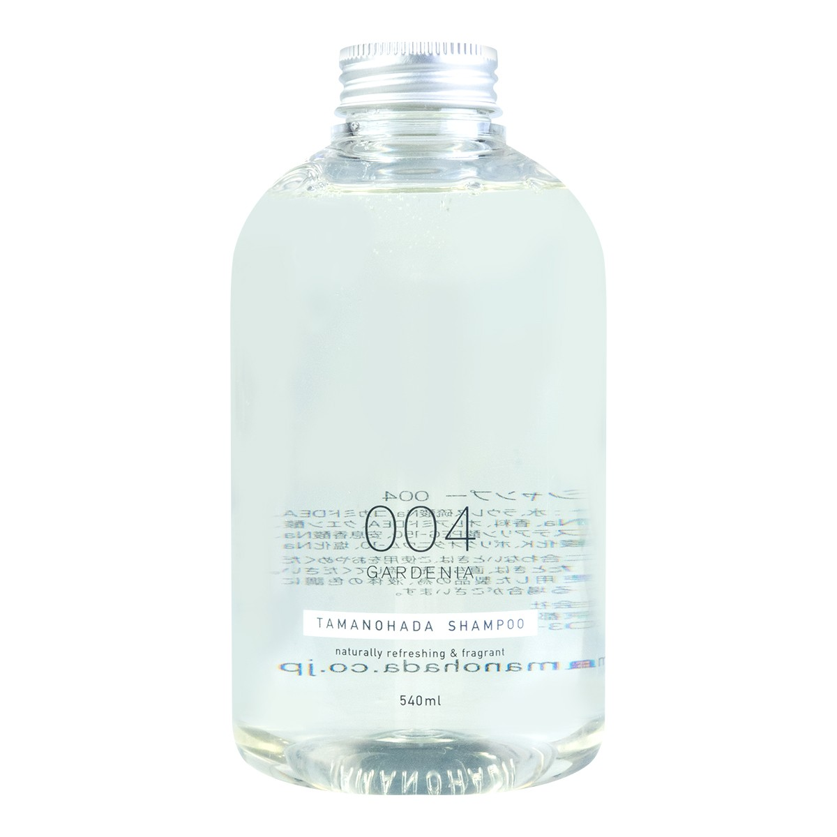 Yamibuy.com:Customer reviews:Shampoo Naturally Refreshing & Fragrant #004 Gardenia 540ml