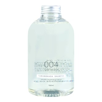 TAMANOHADA Shampoo Naturally Refreshing & Fragrant #004 Gardenia 540ml