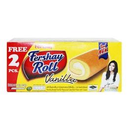 泰国FERSHAY 瑞士卷蛋糕 香草口味 240g