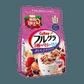 日本CALBEE卡乐比 即食水果谷物燕麦片 三种莓果味 700g