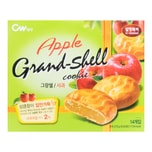 CW Korean Rice Cake Apple Flavored Cookie Pie 14pcs 273g