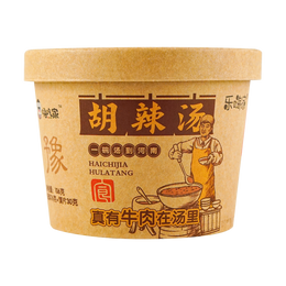 HaiChiJia Pepper Spicy Noodle Soup 106g