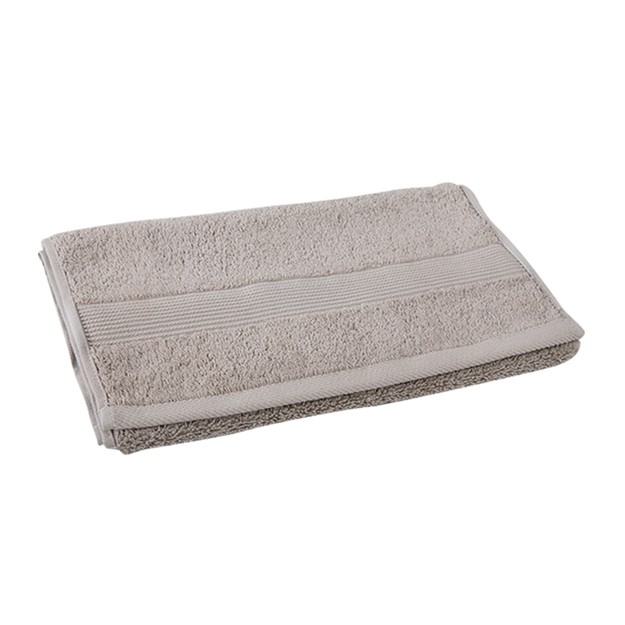 商品详情 - 苏宁极物 埃及进口长绒棉毛巾 灰色 - image  0