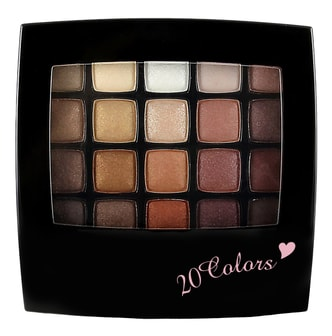 DEAR LAURA Eye Shadow #CP-02 Elegance Beige 10g
